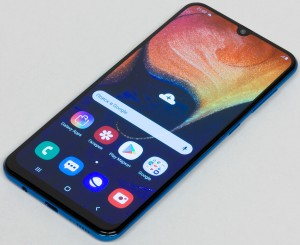 Samsung Galaxy A50 обновили до Android 11