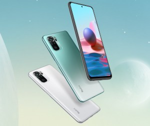 Смартфон Redmi Note 10 вышел в России