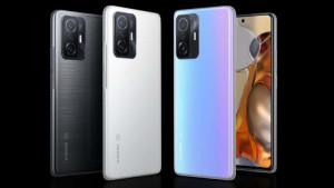 Представлены смартфоны Xiaomi 11T и 11T Pro