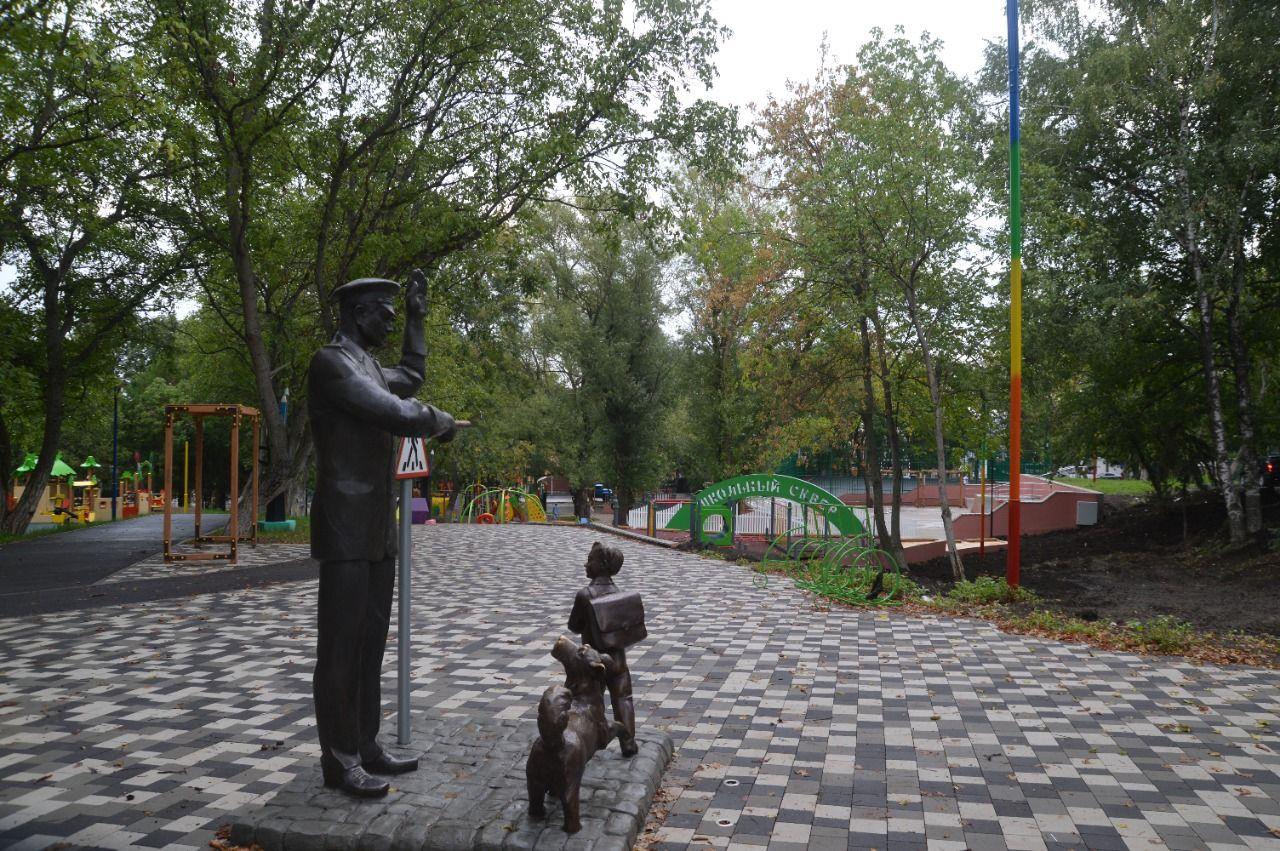 Благоустройство сквера в Железноводске обошлось в 43 миллиона рублей