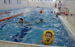 В городе будут бесплатно учить детей плавать