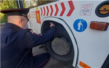 ГИБДД тайно проследила за красноярскими маршрутчиками и выявила массу нарушений ПДД