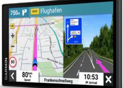 Новые спутниковые GPS-навигаторы GARMIN DRIVESMART 66 и 76: удобство и безопасность на дорогах
