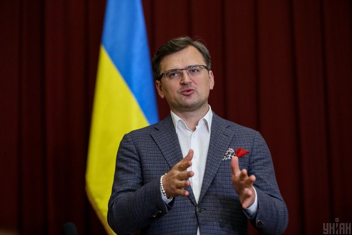 'Игра не завершилась': Кулеба о защите Украины от 'Северного потока-2'