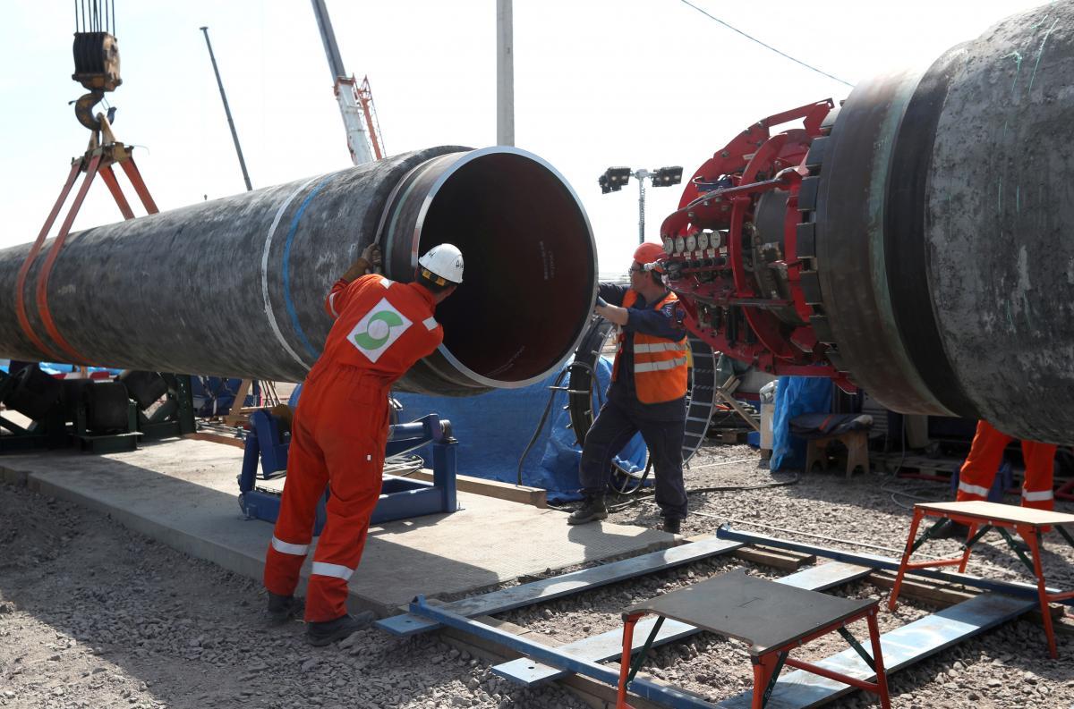 'Северный поток-2' создаст искусственный дефицит газа в Европе – Минэнерго