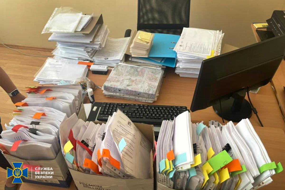 СБУ разоблачила схему незаконного оформления документов для моряков