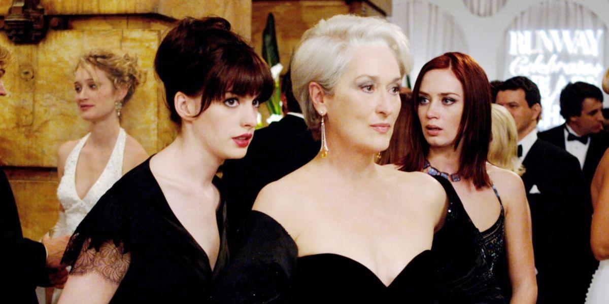Актёры 'Дьявол носит Prada' вновь соберутся вместе