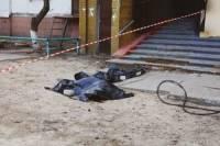 В Москве двое рабочих упали с 10-го этажа