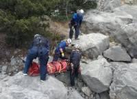 В КЧР при сходе ледника погибли двое туристов