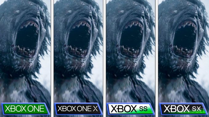 Графику Resident Evil: Village показали на консолях Xbox разных поколений (видео)