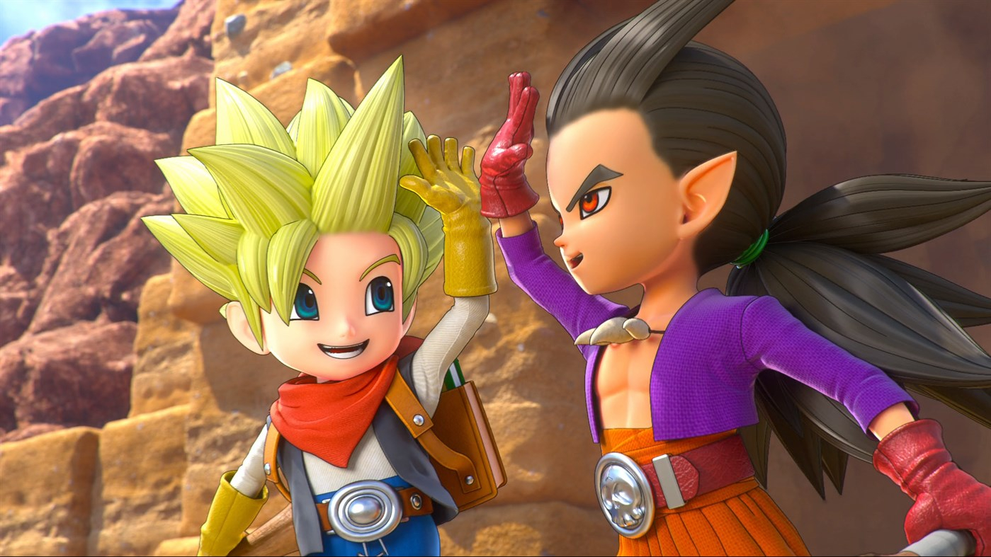 Dragon Quest Builders 2 доберётся до Xbox One в начале мая