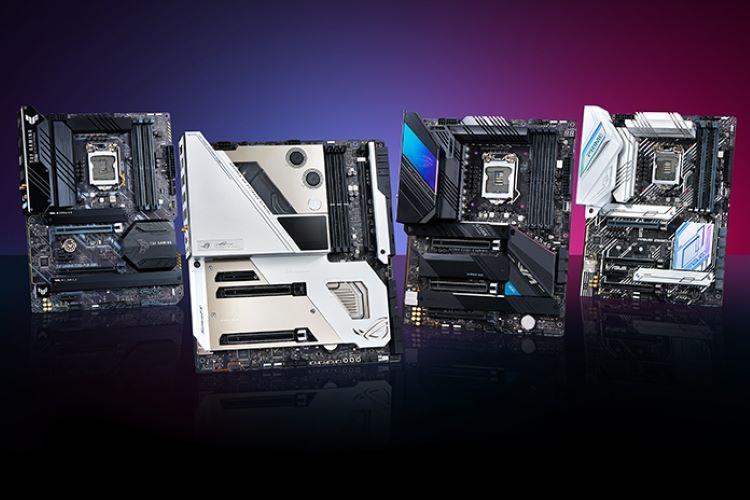 ASUS выпустит материнские платы ROG Maximus XIV на базе Intel Z690 для процессоров Alder Lake