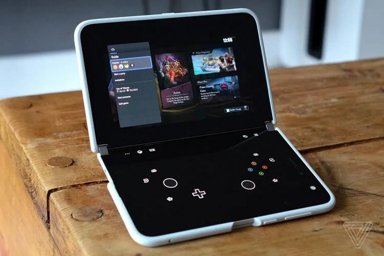 Microsoft превратила смартфон Surface Duo в карманную приставку Xbox