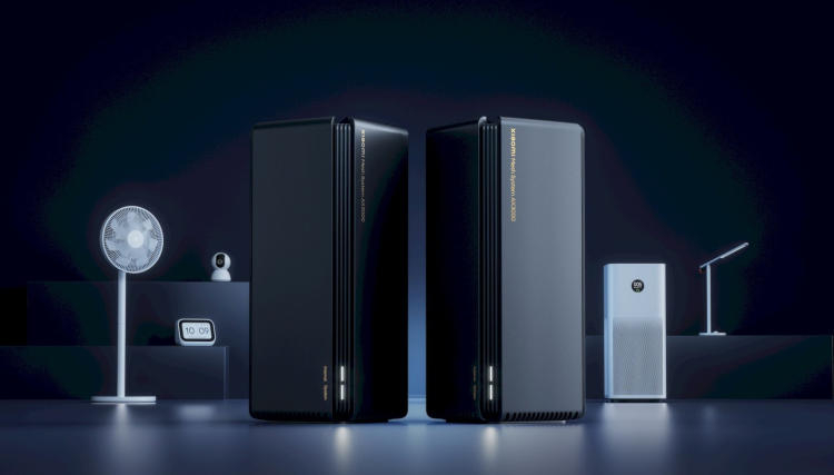 Xiaomi анонсировала роутеры Mesh System AX3000 и проектор Mi Smart Projector 2