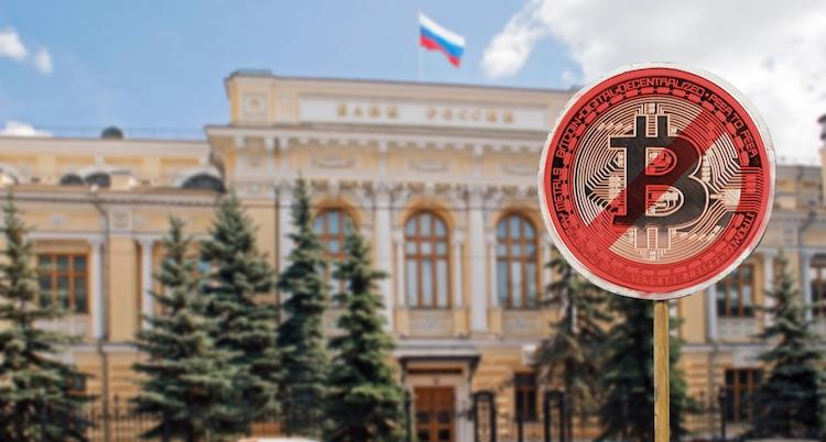 Центробанк России начал блокировать платежи в пользу криптовалютных бирж