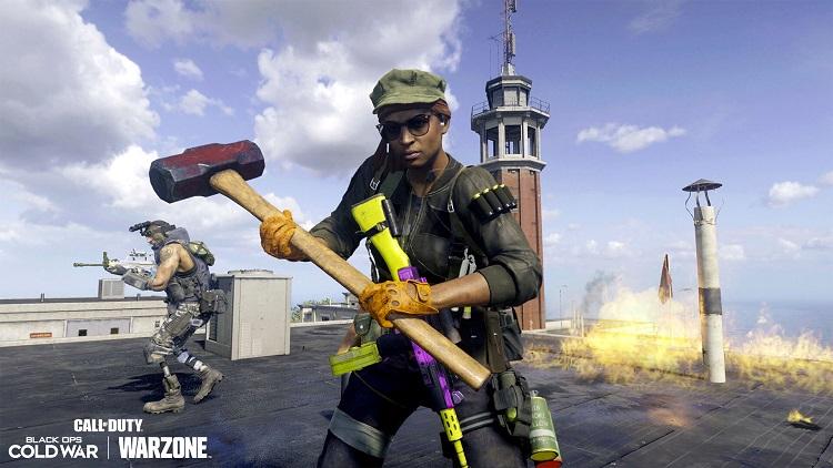 С читерами в Call of Duty: Warzone и Vanguard начнёт бороться новая система Activision — Ricochet