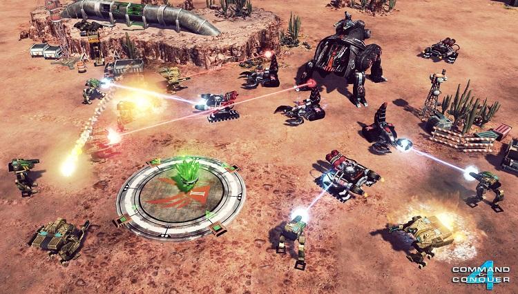 Провальную Command & Conquer 4: Tiberian Twilight сняли с продажи в Steam