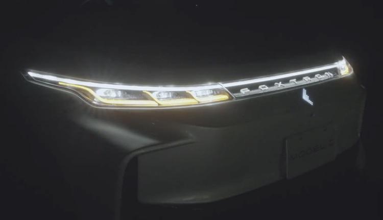 Foxconn представит прототипы своих электромобилей 18 октября