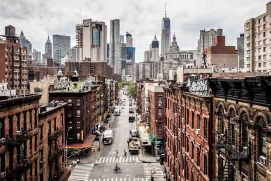 Сибиряк решил стать мэром Нью-Йорка