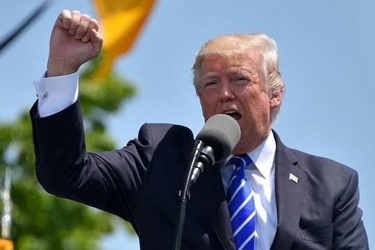 Трамп намерен объявить о своем возвращении в политику