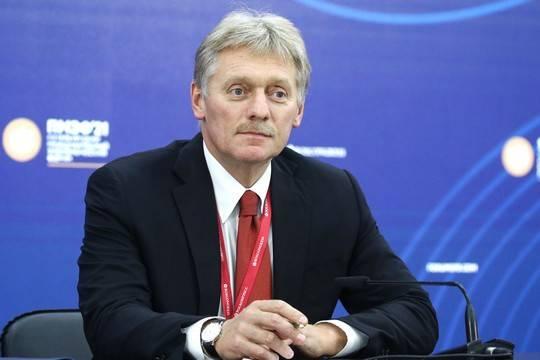 В Кремле назвали условие перехода к чрезвычайным мерам против COVID-19