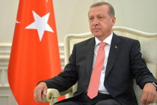 Эрдоган сделал прививку от COVID-19