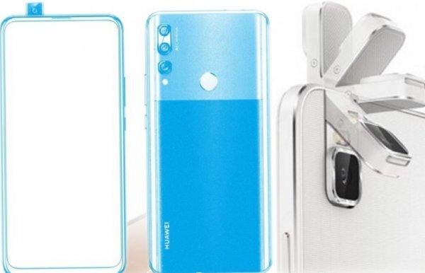 Huawei выпустит недорогой смартфон с выдвижной камерой