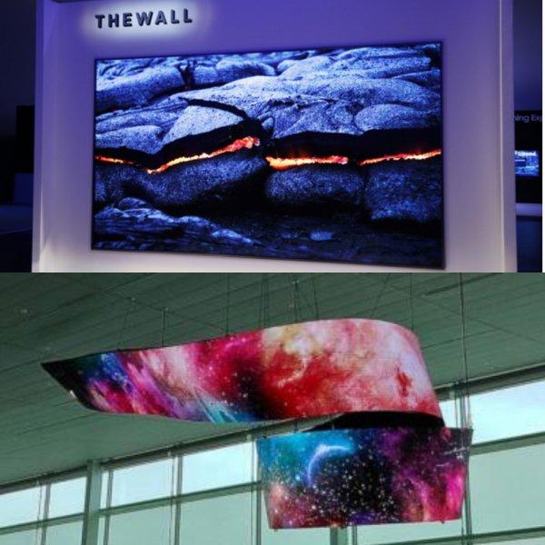 Гибкие телевизоры LG станут модульными