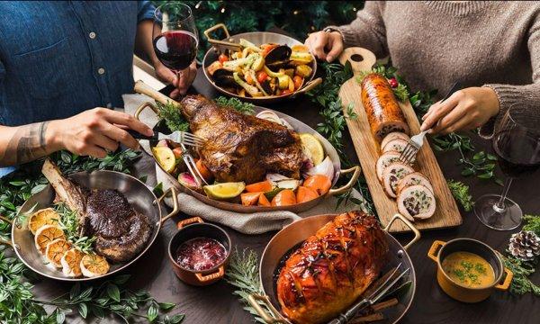 Ел и не переел: ТОП-3 закусок для хорошего пищеварения на Новый год