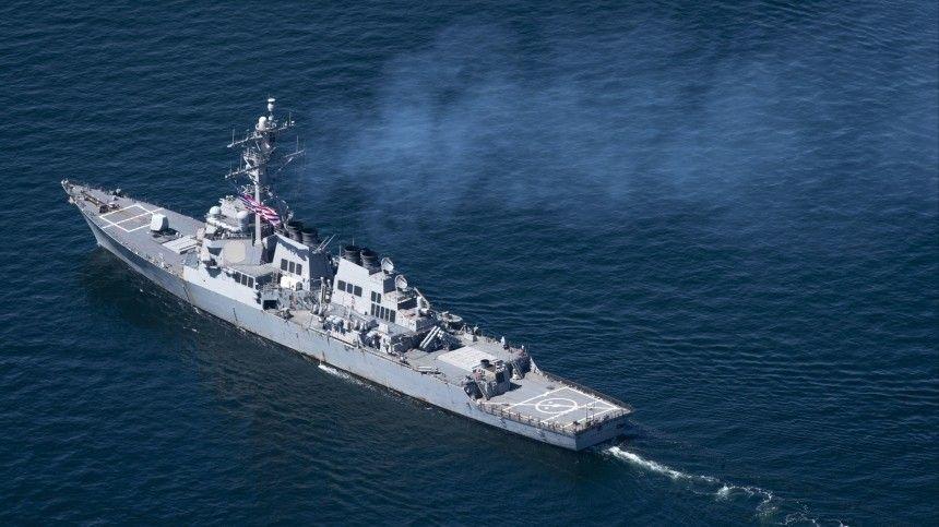 Игра на нервах: Рябков назвал заход кораблей США в Черное море провакацией