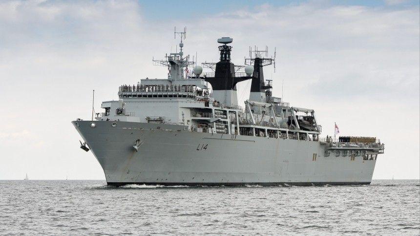 «Бряцание оружием»: зачем Британия грозит отправить корабли в Черное море