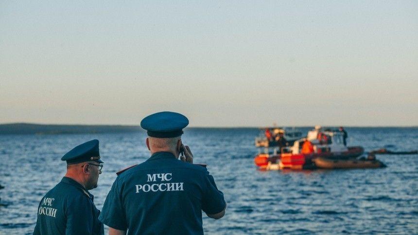 Три подростка утонули в Онежском озере в Карелии