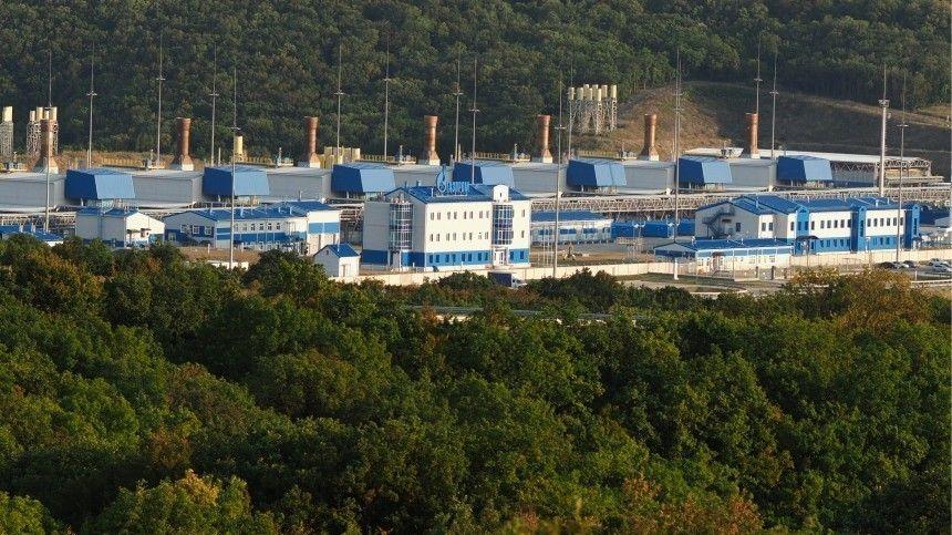 Компрессорная станция в Ленобласти станет отправной точкой экспорта газа по «Северному потоку — 2»