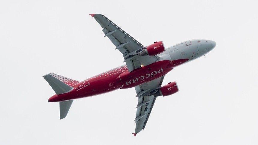 Пассажирский Airbus A319 c отказавшим двигателем совершил посадку в Петербурге