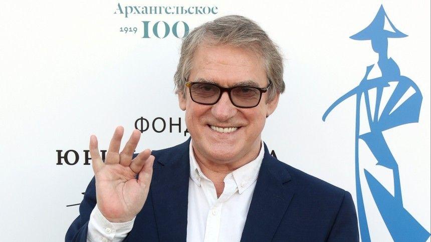 Актер Валерий Гаркалин вышел из комы