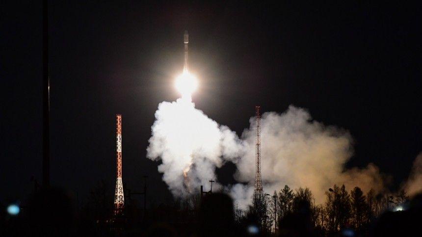 С космодрома Восточный успешно стартовала ракета «Союз» со спутниками на борту