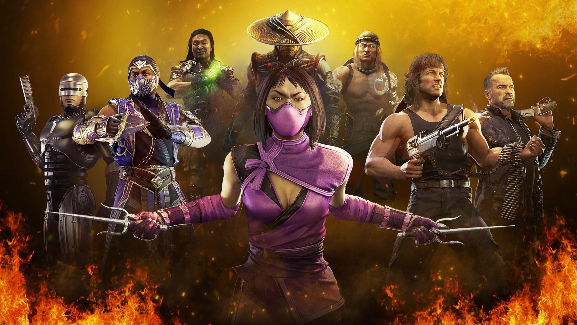 Новейшую Mortal Kombat 11 продают дешевле 350 рублей