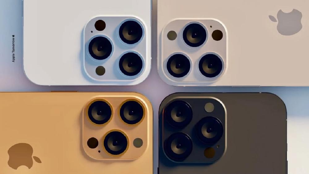 Грядущий iPhone 13 получит рекордное количество памяти