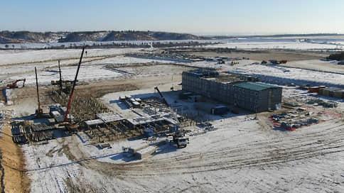 СИБУР решил поторопиться с Амурским ГХК // Компания собирается построить завод на полгода раньше