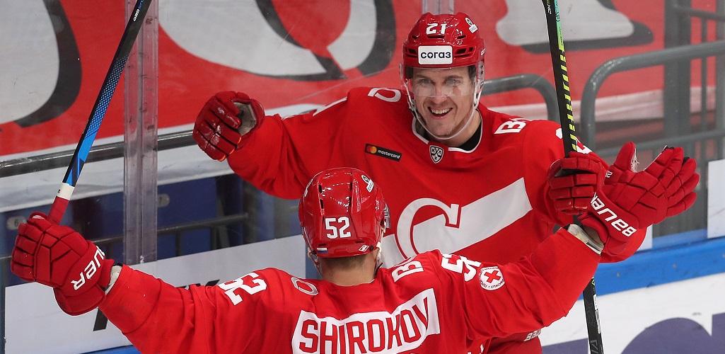 «Спартак» стал последним участником плей-офф от Запада