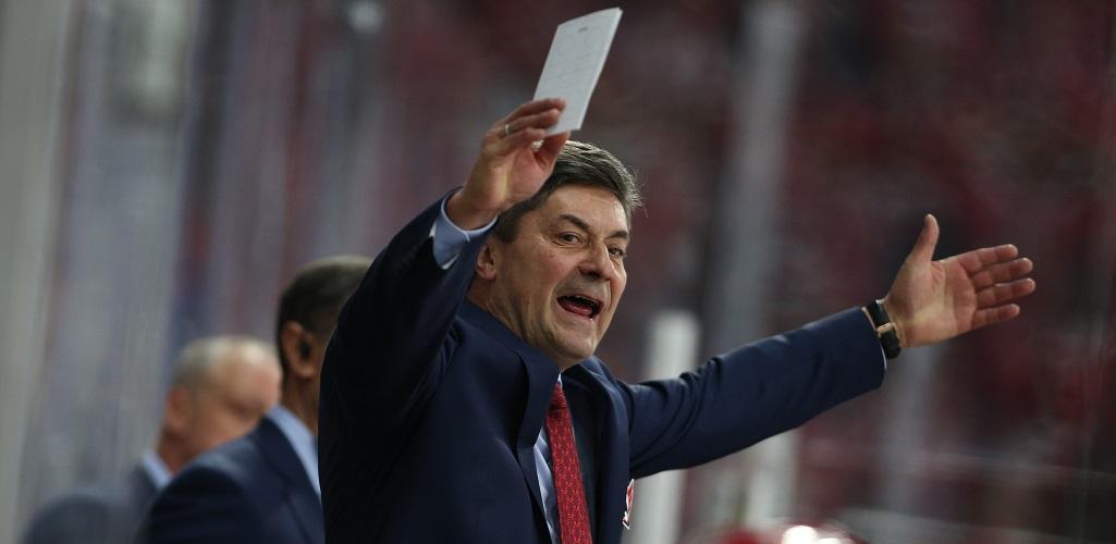 Андрей Мартемьянов стал главным тренером «Сибири»