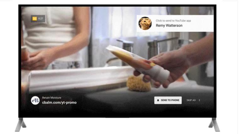 YouTube представил новый способ связи между телевизором и смартфоном