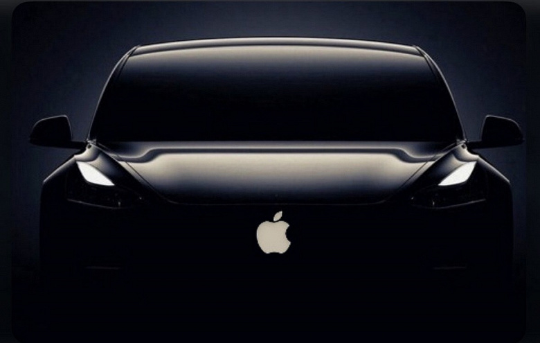 Первая информация о японском Apple Car взбудоражила рынок