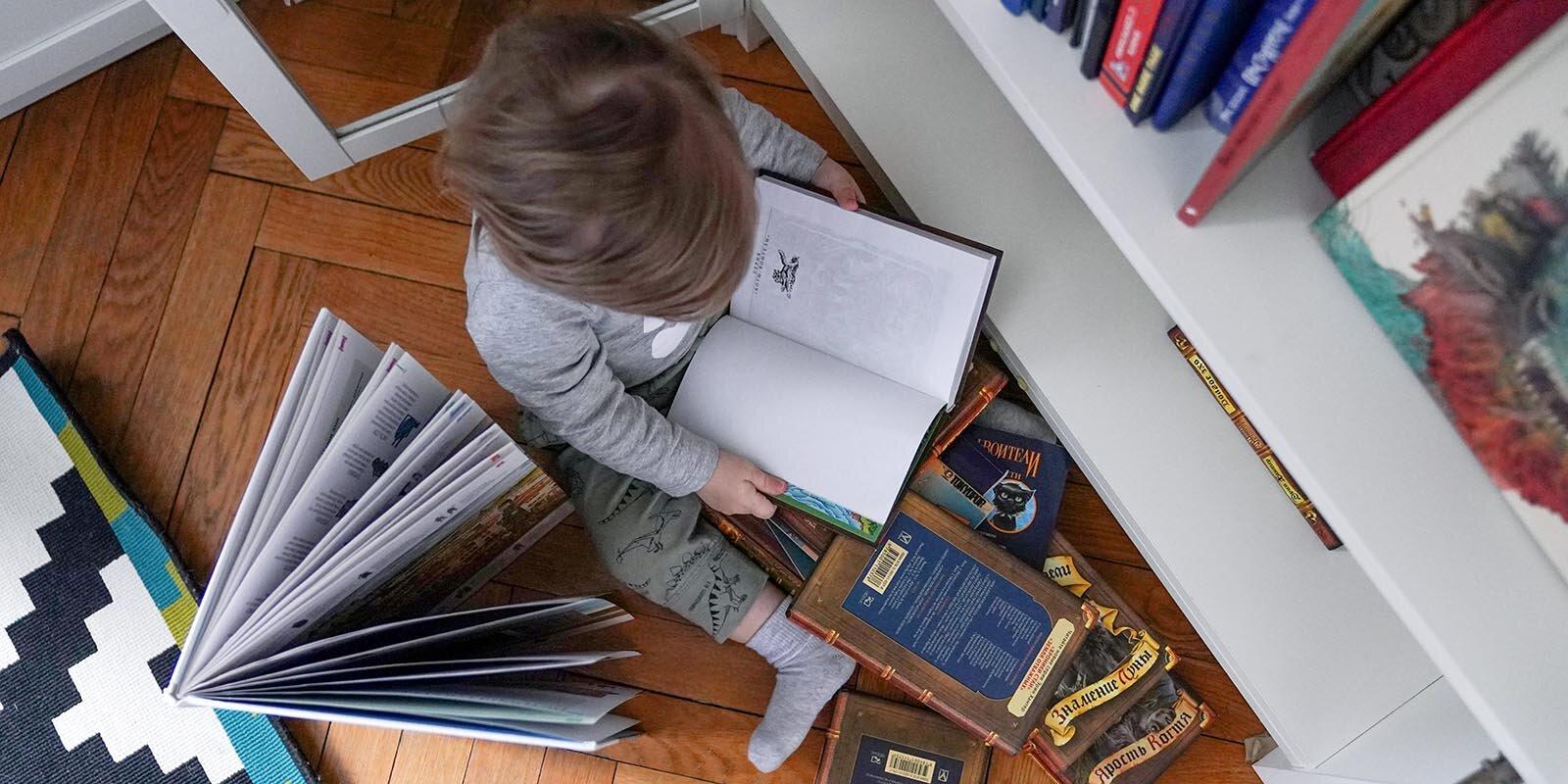 Мышонок Пик и котенок Шмяк. Шесть книг для чтения с детьми