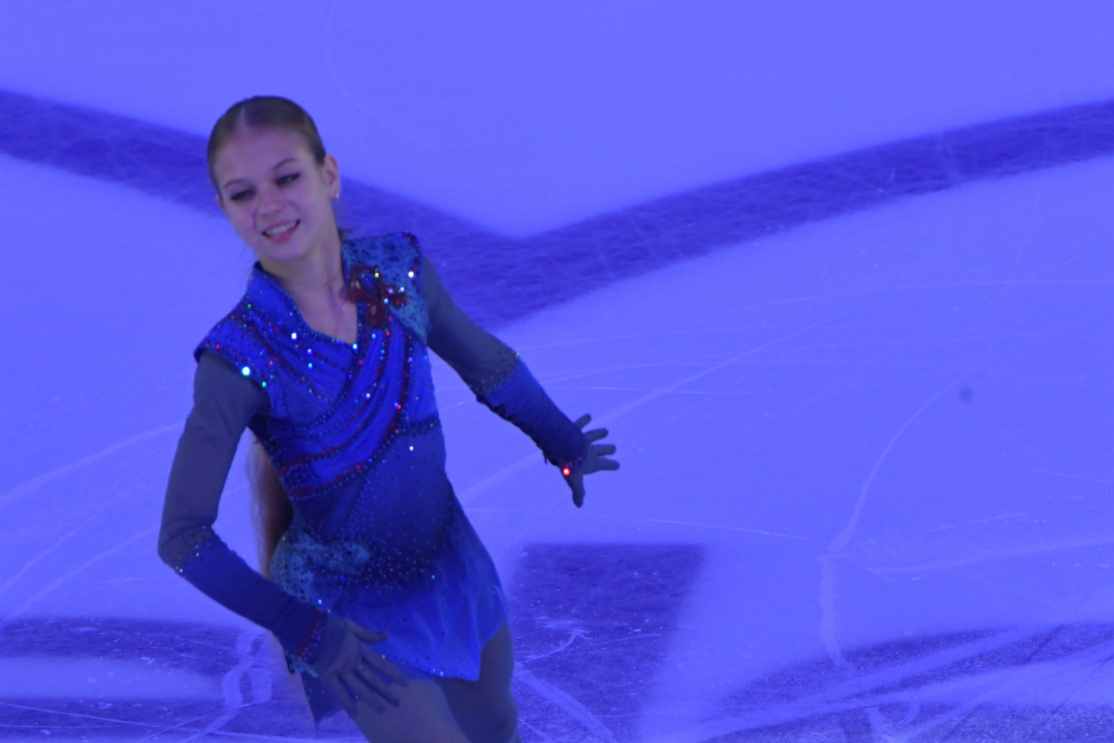Чайковская: 'Российская школа фигурного катания – мощнейшая и очень узнаваемая'