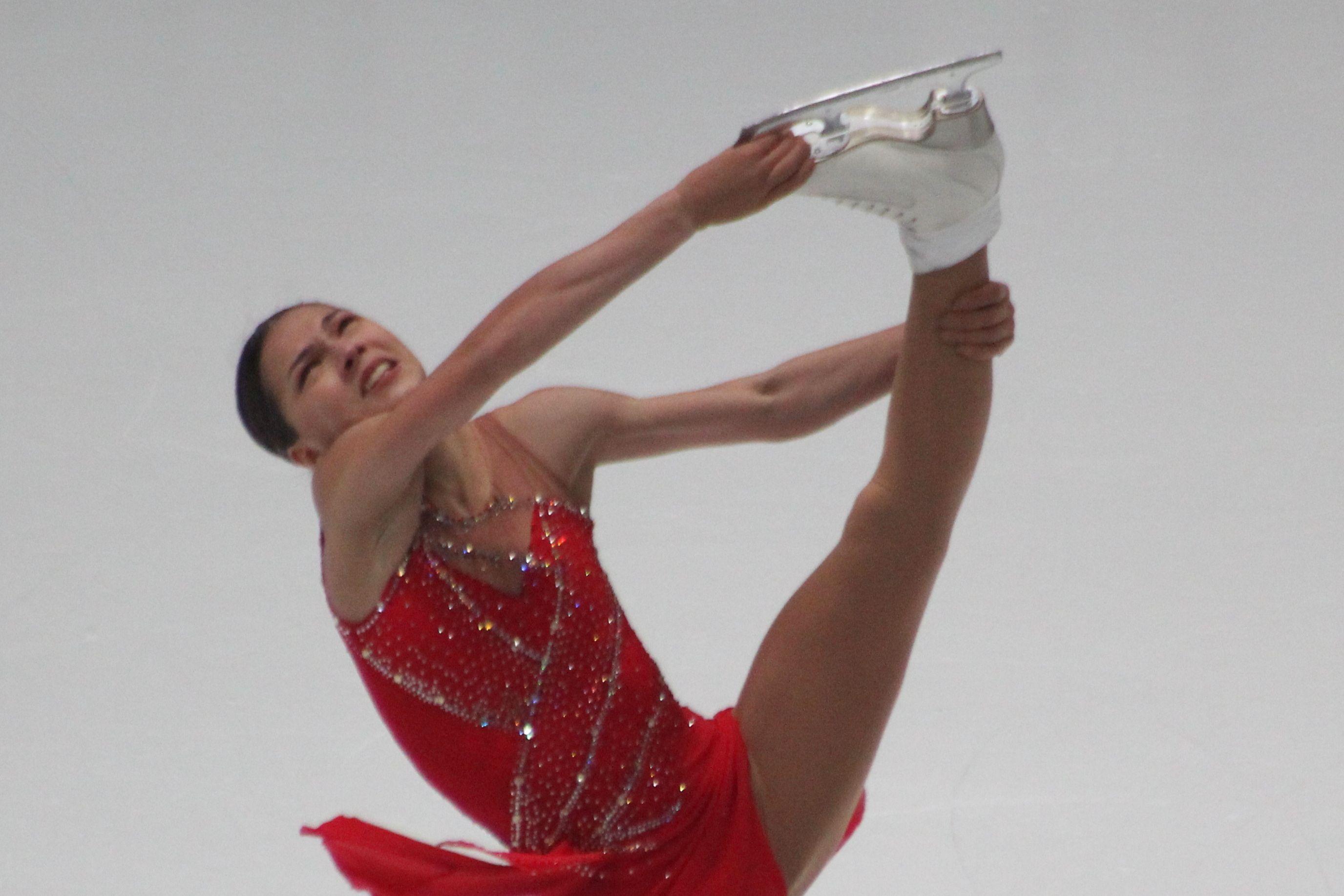 Двукратная чемпионка России не верит, что Константинова выучит четверной в 'пенсионерском' возрасте