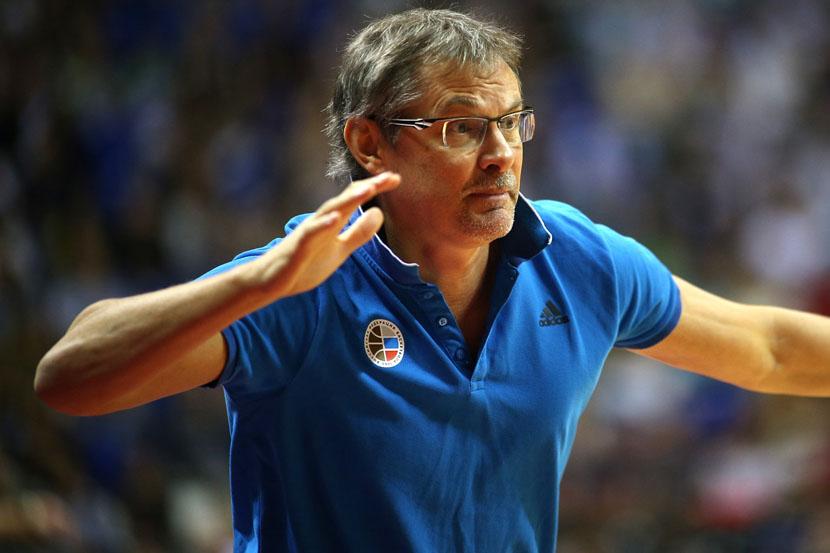 Тренер сборной России после невыхода команды на Олимпиаду: 'Не считаю, что в России умер баскетбол'
