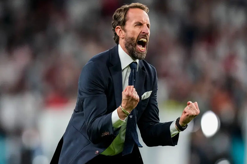 Тренер сборной Англии прокомментировал выход команды в финал чемпионата Европы