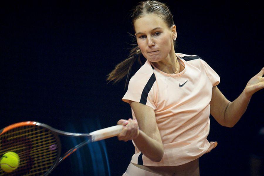 Кудерметова и Рыбакина пробились в полуфинал турнира в Индиан-Уэллсе в парном разряде