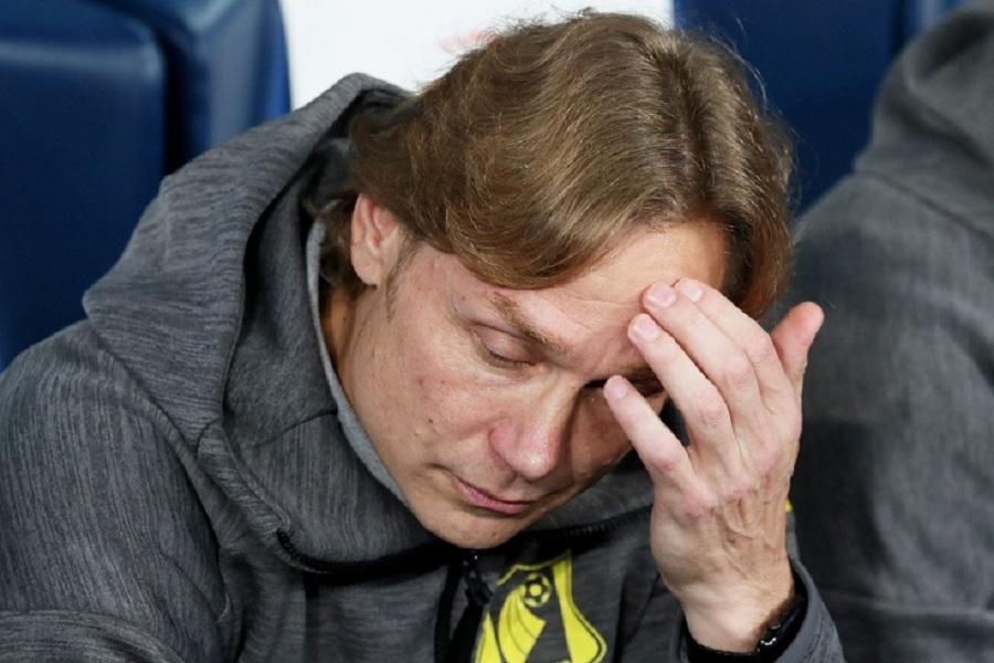 Спортивный психолог объяснил, почему Карпину не нужен в сборной Дзюба